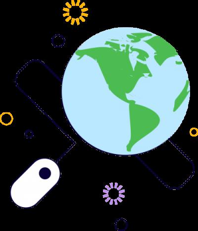 Rastreamento via satélite
